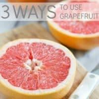 Grapefruit Poppy Seed Dressing