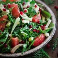 Pickled Fennel Citrus Salad