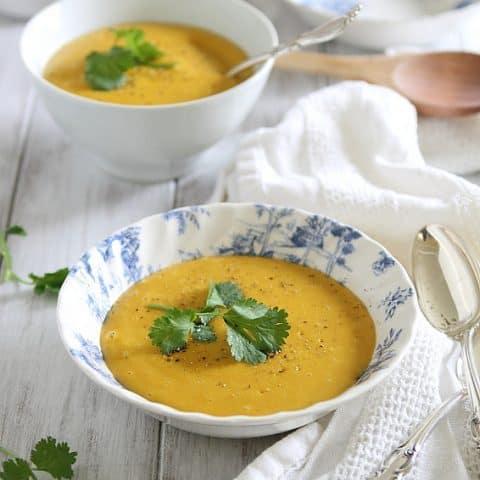 Potato Pumpkin Soup