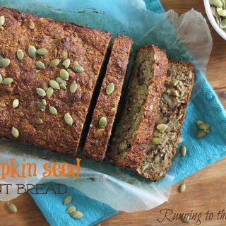 Pumpkin Seed Nut Bread