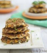Quinoa Corn Fritters