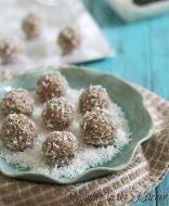 Coconut Nut Balls