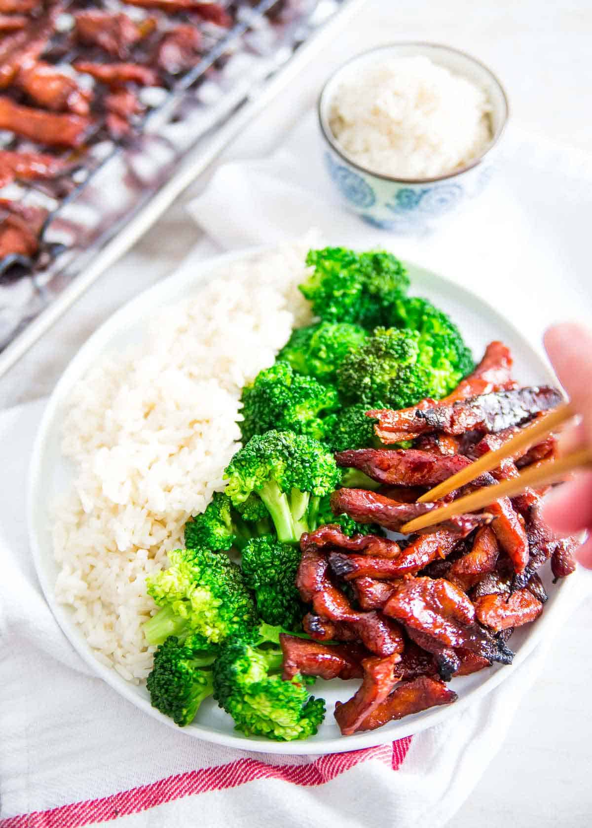 Make Chinese takeout at home with this easy recipe for boneless spare ribs that tastes just like the real thing!