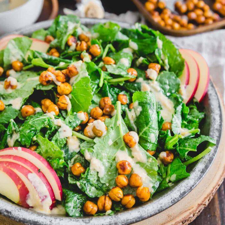 best baby kale salad