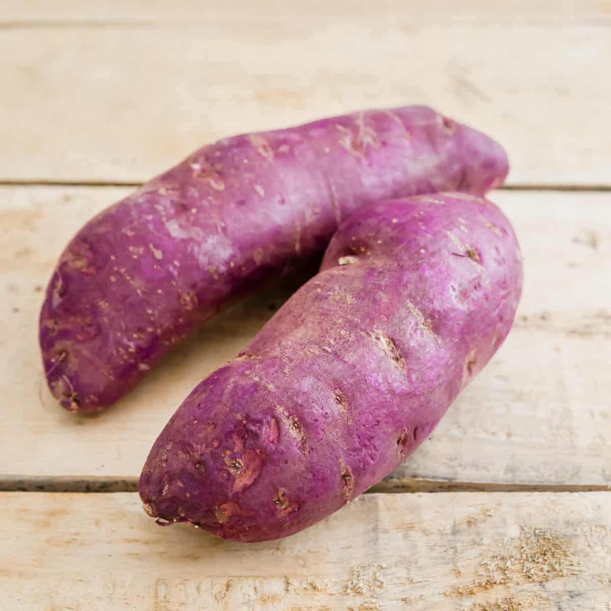 Stokes purple sweet potatoes