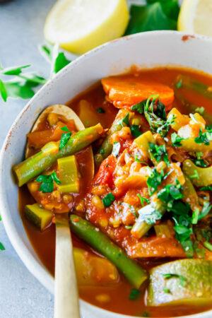 mung bean soup