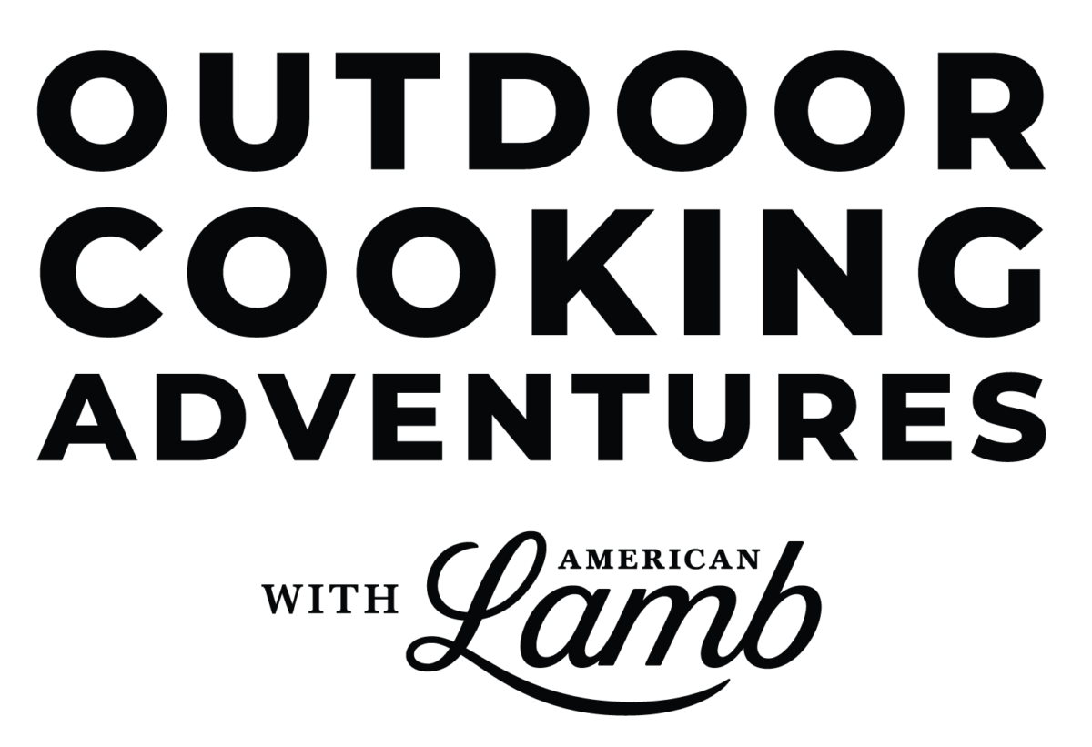 American Lamb Board Outdoor Cooking Adventures campaign.