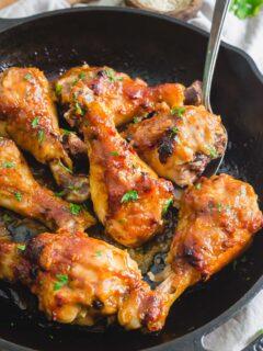 Maple Miso Chicken